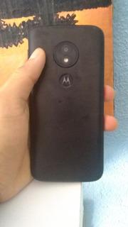 Celular Moto Ey Play Pantalla Rota, Funcional, Único Detalle