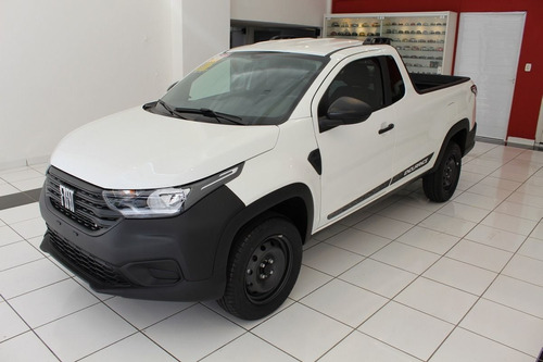 Fiat Strada Endurance Cabine Plus 1.4, Veículo Zero Km