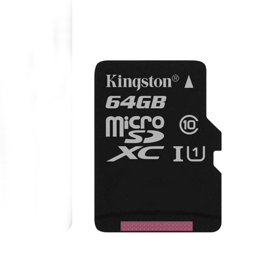 Micro Sd Cadaptador 64gb Cl10 Kingston Sdc10g264