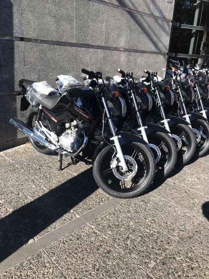 Honda Cg 150 Ym20 Año 2020! Entrega Inmediata Reggio Motos