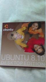 Cd Ubuntu 8.10 - Intrepid Ibex - Original!!!