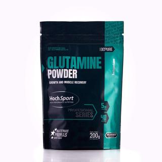Glutamina Powder - 150 Grs - Hoch Sport