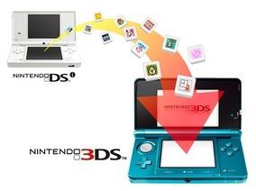 Rode Jogos De Nintendo Ds Sem R4 No Nintendo 3ds