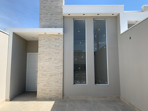 Casa Em Jardim Veneza, Indaiatuba/sp De 60m² 2 Quartos À Venda Por R$ 250.000,00 - Ca350497