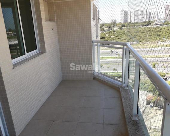 Apartamento A Venda No Bairro Barra Da Tijuca Em Rio De Janeiro - Rj. 2 Banheiros, 3 Dormitórios, 1 Suíte, 2 Vagas Na Garagem, 1 Cozinha, Área De Serviço. - 5125 - 5125 - 34339380