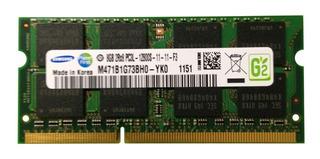 Memoria Ram 8gb Pc3l-12800 1600 Mhz So Dimm Ddr3l Varias Mar