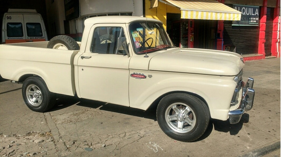 Ford F-100 V8 Twinbeam