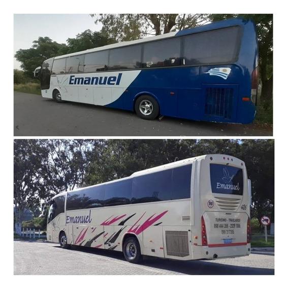 Micro Bus Scania Omnibus Volvo