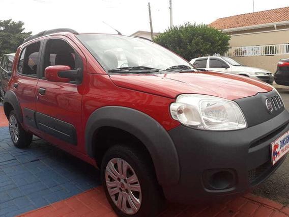 Fiat Uno Way 1.0 8v (flex) 4p 2011