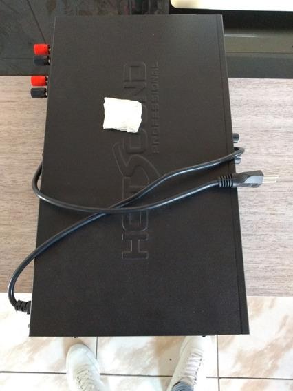 Amplificador Marca-hotsound Modelo-spa 2150