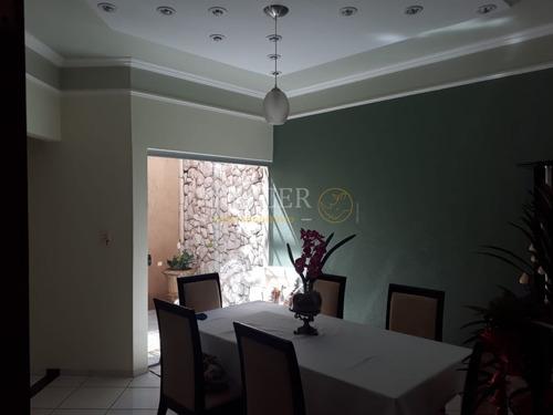 Imagem 1 de 18 de Casa Padrão Em Franca - Sp - Ca0007_rncr