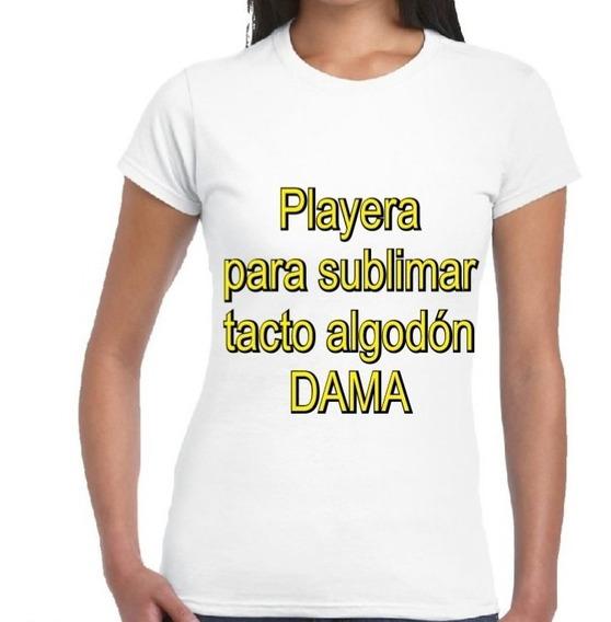 Venta De Playera Para Dama, Caballero Y Niño