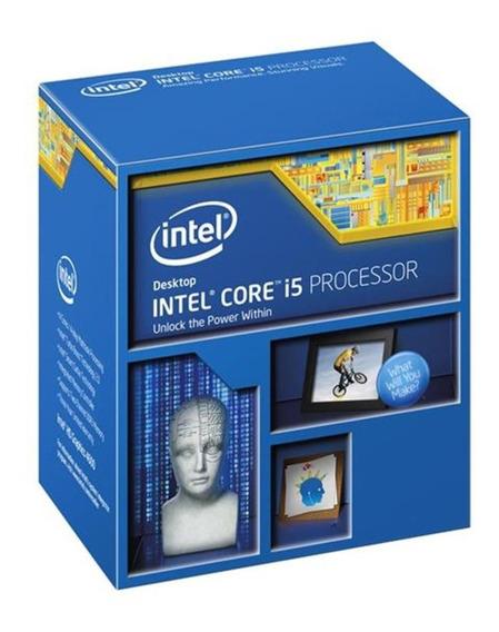 Intel I5 4690k Na Caixa Com Cooler Box
