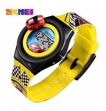 Relógio Infantil Skmei Digital 1376
