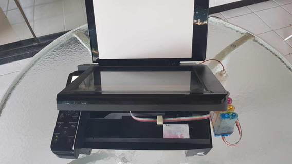 Impressora Multifuncional Epson Stylus Tx410 - Com Defeito
