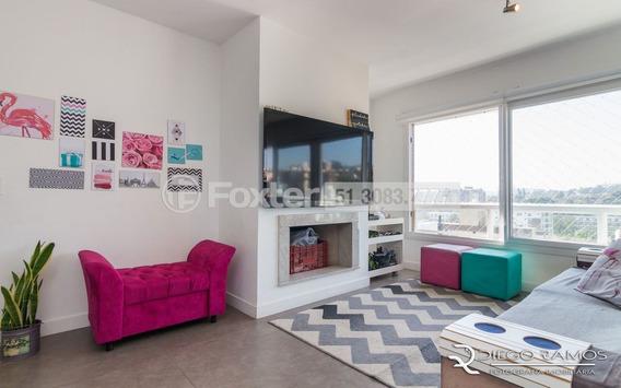 Apartamento, 3 Dormitórios, 128 M², Menino Deus - 153216