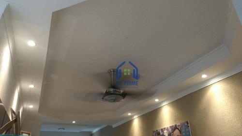 Casa Com 3 Dormitórios À Venda, 85 M² Por R$ 280.000 - Parque Da Liberdade Iii - São José Do Rio Preto/sp - Ca2556