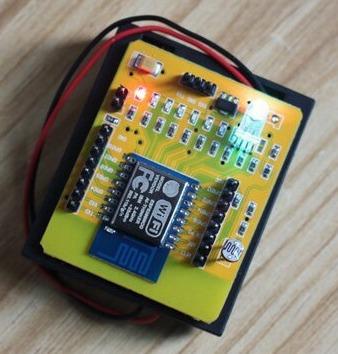Esp8266 - Kit De Desenvolvimento Completo Esp12 - Aceita 5v