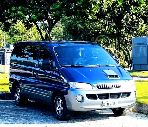 Hyundai H1 2.5 Hsv 4p 2001