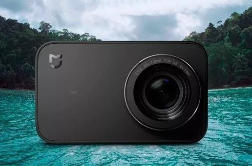 Camera Action Xiaomi Original Mi 4k Prova D