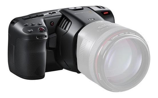 Blackmagic Pocket Cinema Camera 6k - Garantia 2 Anos - C/ Nf