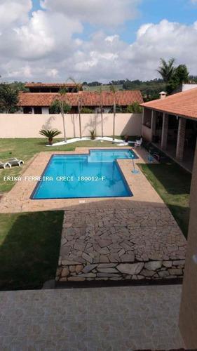 Chácara Condomínio Para Venda, Centro, 8 Dormitórios, 4 Suítes, 7 Banheiros - 026_1-1638225