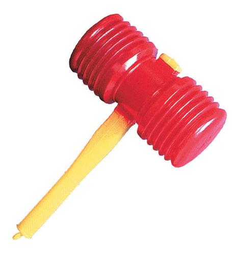 Imagem 1 de 2 de Martelo Plástico De Brinquedo Coleção Infantil Pica Pau