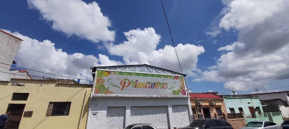 Local En Alquiler Barquisimeto Centro 21-6281 Rbw