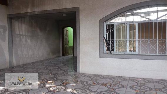 Casa Com 3 Dormitórios À Venda, 189 M² Por R$ 358.000,00 - Jardim Uirá - São José Dos Campos/sp - Ca0100