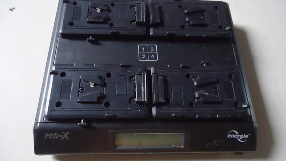 Carregador De Bateria Câmera Pro-x Xc-4lsd