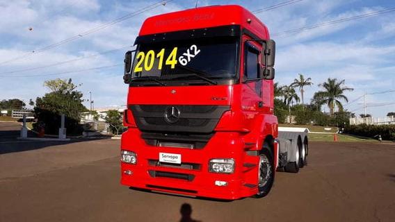Mercedes-benz Axor 2544 S 6x2 2p 2014
