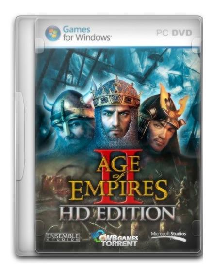 Age Of Empires 2 Hd Edition Pc E Notebook Midia Fisica