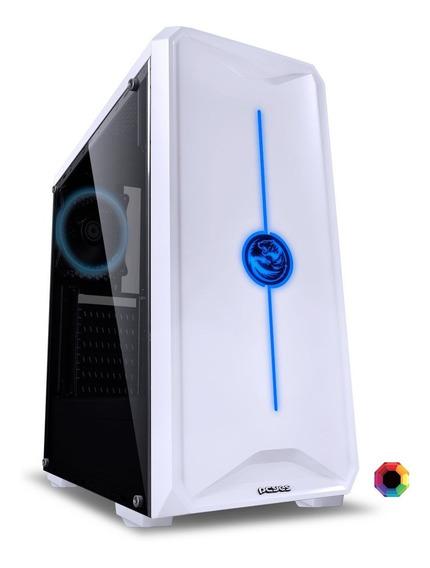 Cpu Gamer I3 9100f 9 Geração/16gb Ddr4 /rx550 4gb Ddr5/500gb