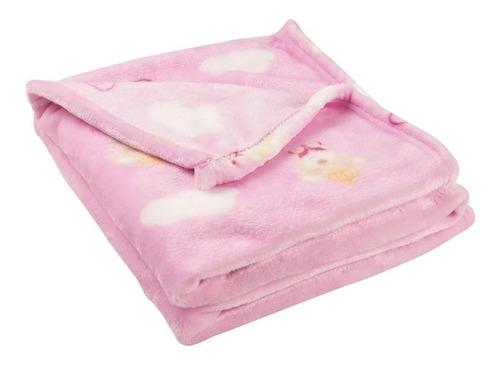 Manta Para Princesas Rosa Unik Mp1902-f