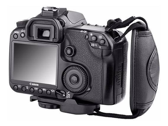 Alça De Mão Câmera Para Canon/nikon T2i T3i T4i 60d 50 D 7 D