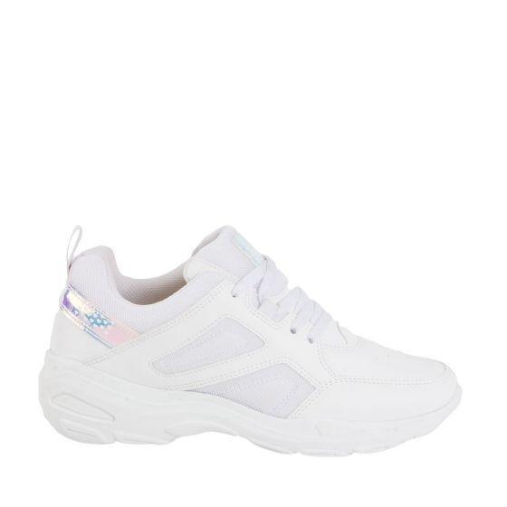 Tenis Casual Pink 7962 Id 820607 Blanco Para Dama
