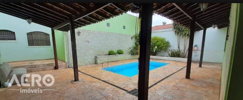 Residencia Na Vila Aeroporto, Repleta Em Armários, Contendo 09 Dormitórios Sendo 1 Suíte - Ca2386