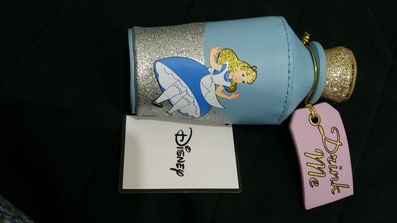 Porta Moedas Níqueis Alice No País Das Maravilhas Disney