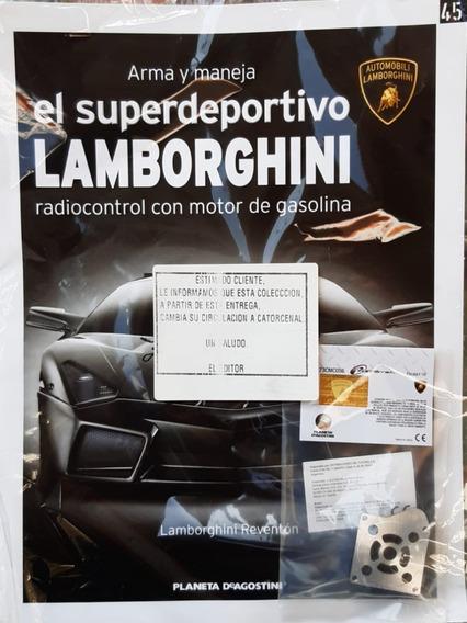 Coleccion Lamborghini Arma Y Maneja