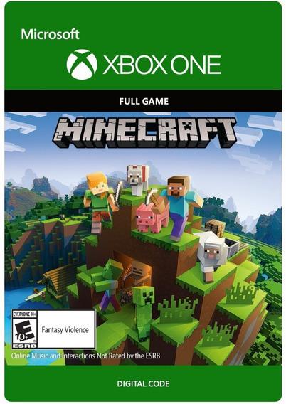 Minecraft Xbox One Codigo Oficial