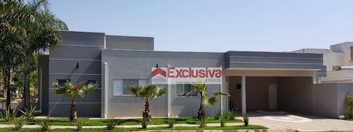 Casa À Venda, 188 M² Por R$ 890.000,00 - Condomínio Campos Do Conde - Paulínia/sp - Ca1788