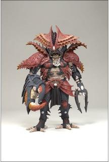 Warrior Of The Zodiac Cancer Mc Farlane Toys. Muy Lejano
