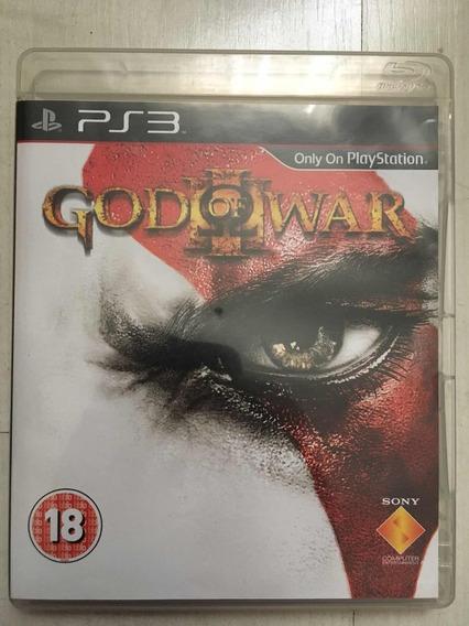 Game God Of War 3 Para O Ps3