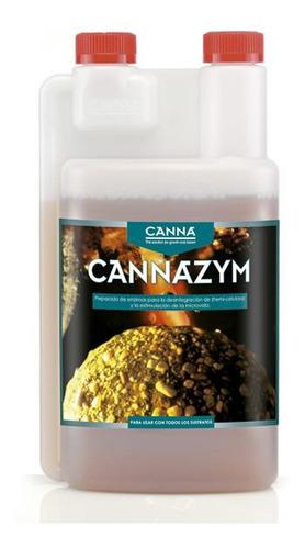 Imagen 1 de 3 de Aditivo Fertilizante Canna Cannazym 1 Litro