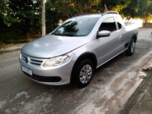 Volkswagen Saveiro 1.6 Trend Cab. Estendida Total Flex 2p
