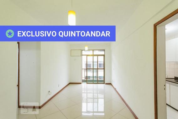 Apartamento No 6º Andar Com 2 Dormitórios E 1 Garagem - Id: 892958834 - 258834