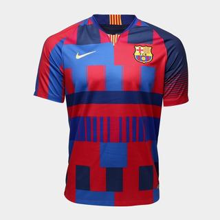 Camisa Nike Barcelona Iii Comemorativa Edição Limitada