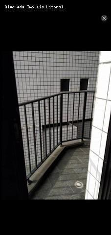 Imagem 1 de 6 de Flat Para Locação Em São Vicente, Centro, 1 Dormitório, 1 Vaga - 609_1-2121451