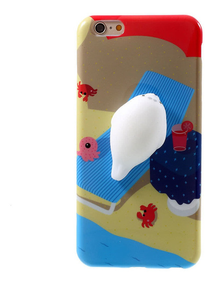 Shell Squeeze Stress Aliviar Brinquedos Mobliephone Tampa Tr