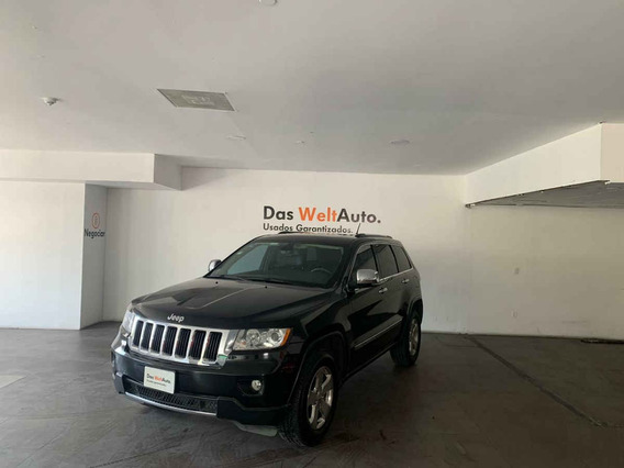 Jeep Grand Cherokee 2012 5p Limited 4x2 V6 Aut
